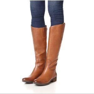 Sam Edelmen Whiskey Penny Riding Boots 6.5